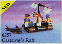 6257120Castaways20Raft