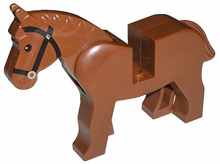 LEGO Paard BRUIN 4c2abb5abaf7d