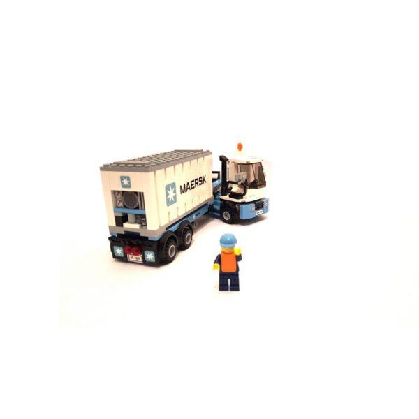 lego10219maerskcontainerwagonachterkant