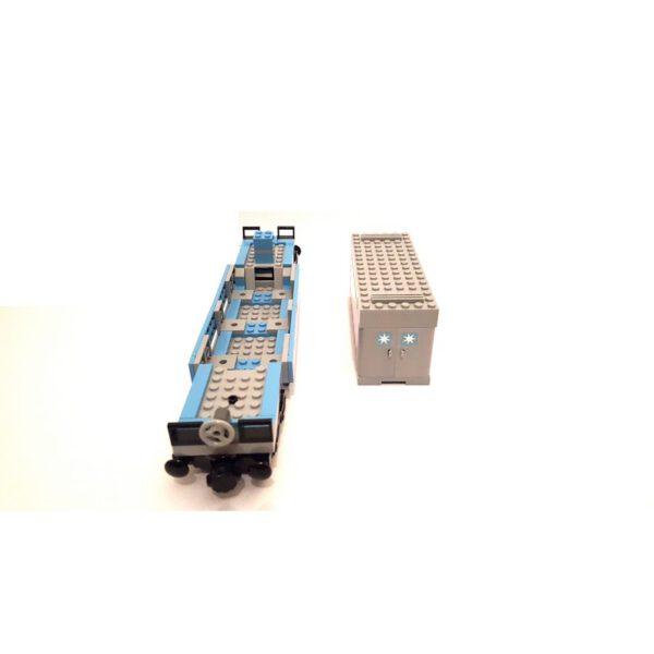 lego10219maerskcontainerwagonlos