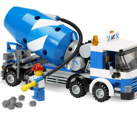 7990 1 Cement MIxer