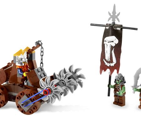 7040 1 Dwarves Mine Defender